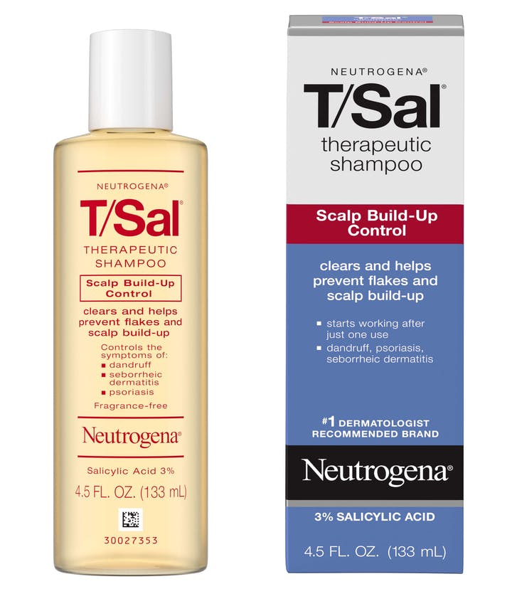 Neutrogena T/Sal® Therapeutic Shampoo-Scalp Build-Up Control