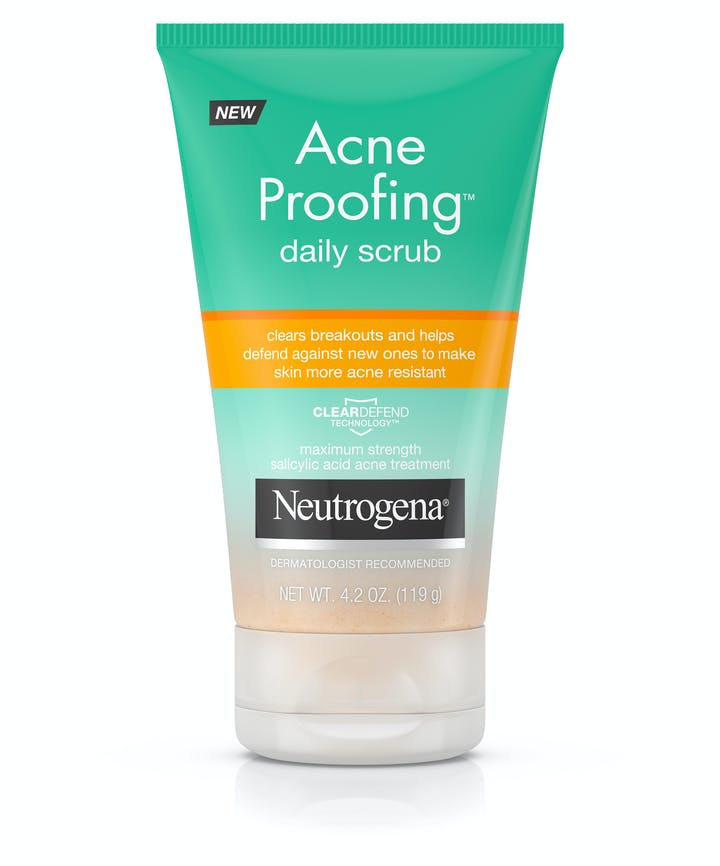 Neutrogena Acne Proofing™ Daily Scrub