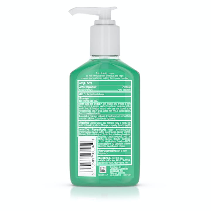 Acne Proofing™ Gel Cleanser