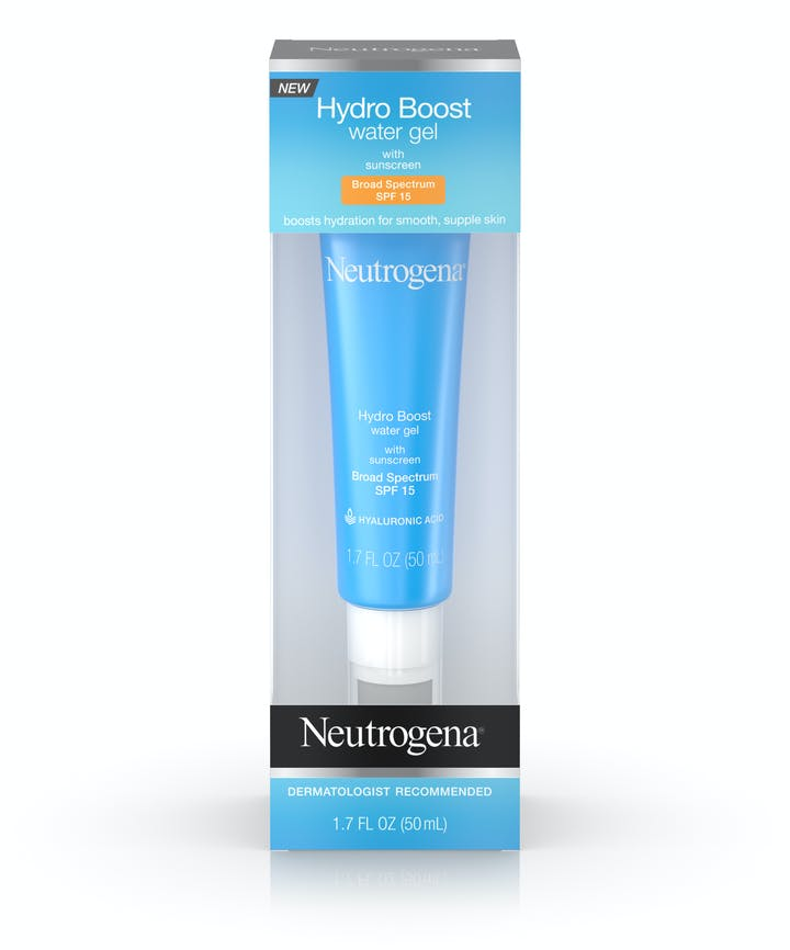 Neutrogena® Hydro Boost Water Gel with Sunscreen Broad Spectrum SPF 15