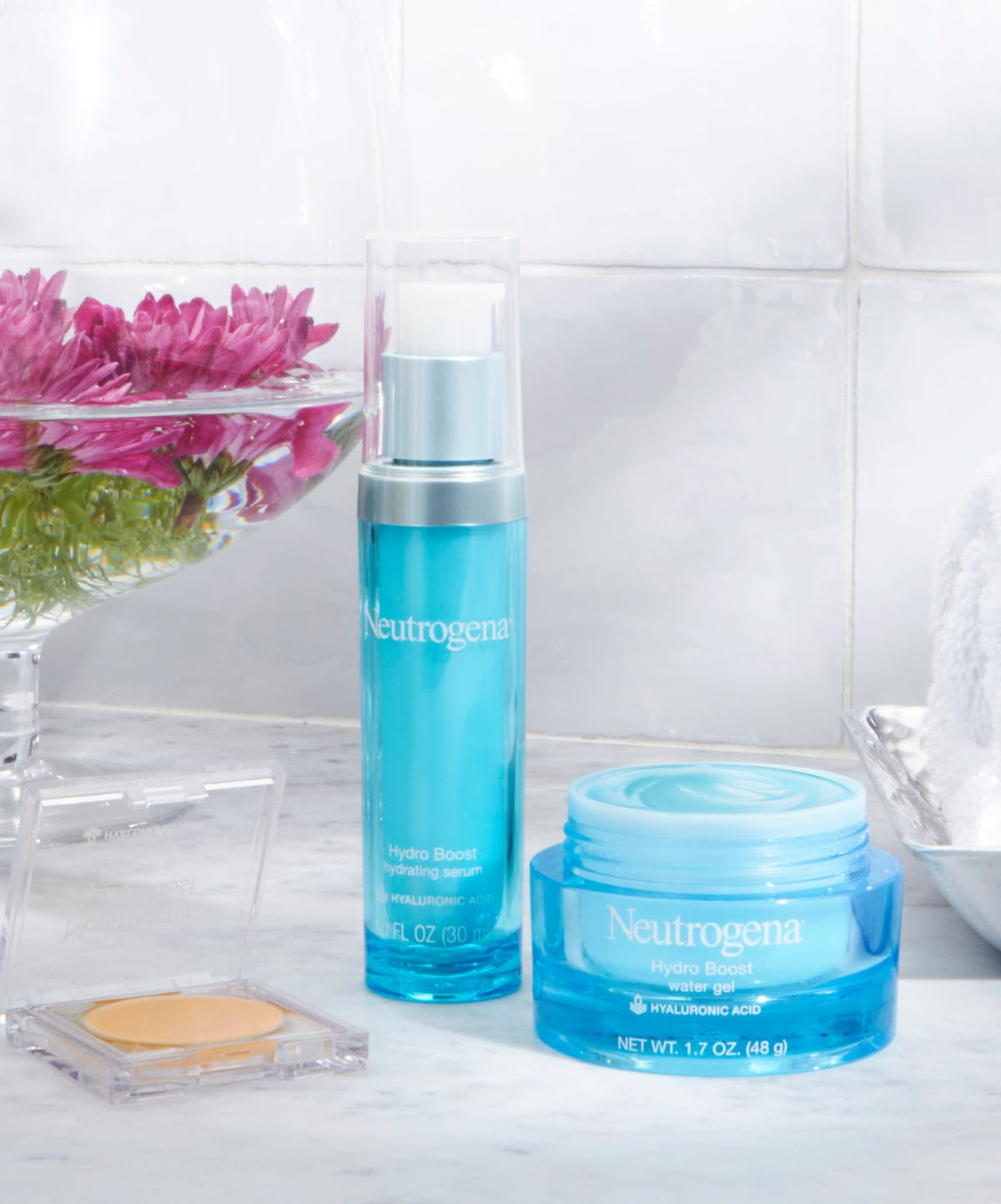 Hydro Boost Hydrating Face Serum With Hyaluronic Acid Neutrogena