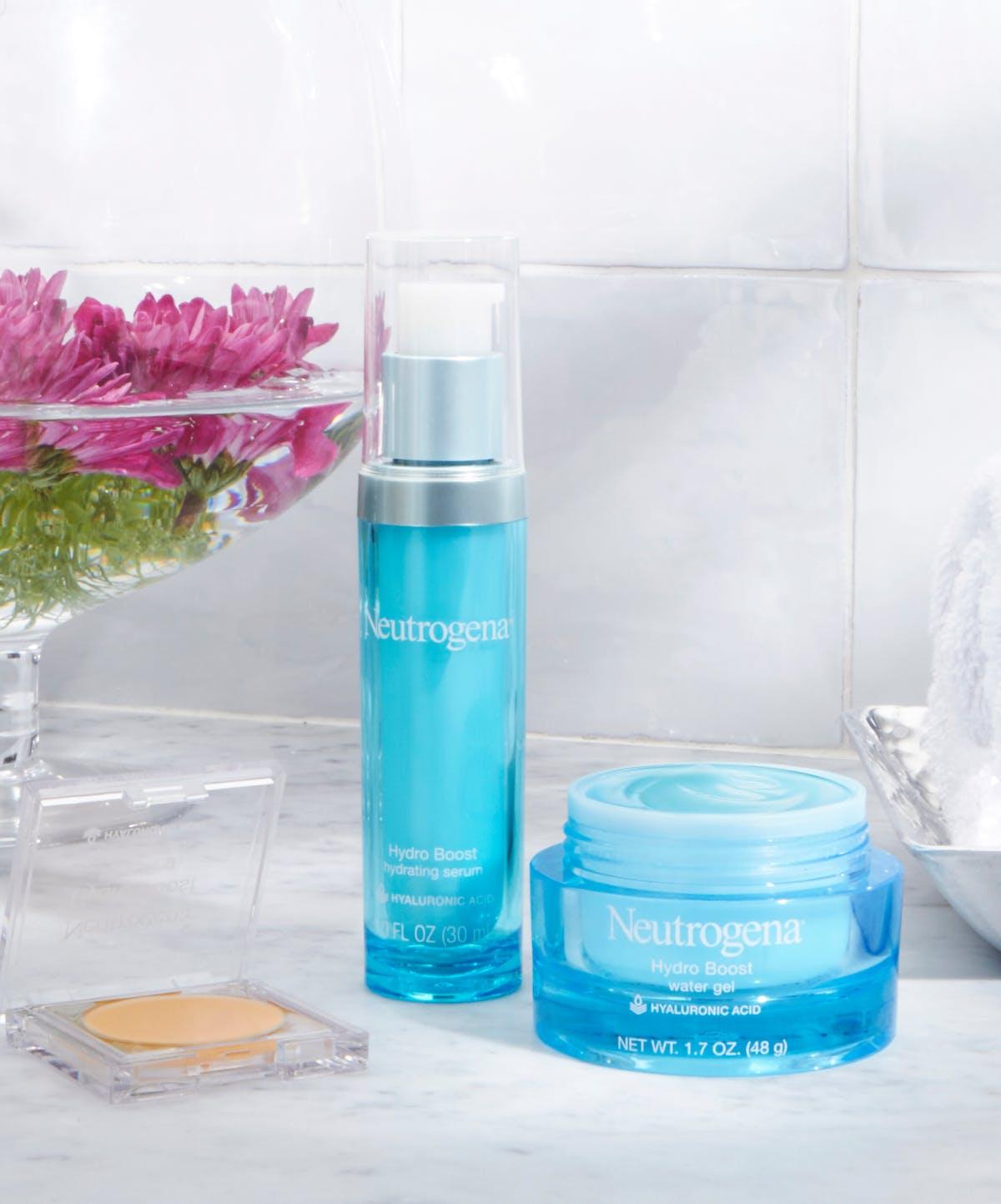 46d6bdfd3c0 Hydro Boost Hydrating Face Serum with Hyaluronic Acid | NEUTROGENA®