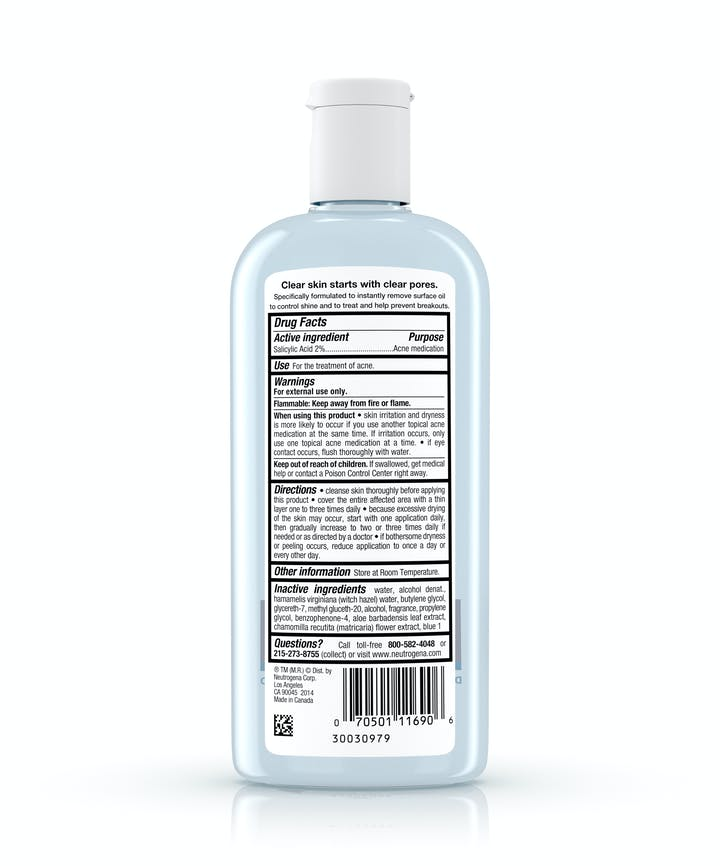 Clear Pore Oil-Eliminating Astringent