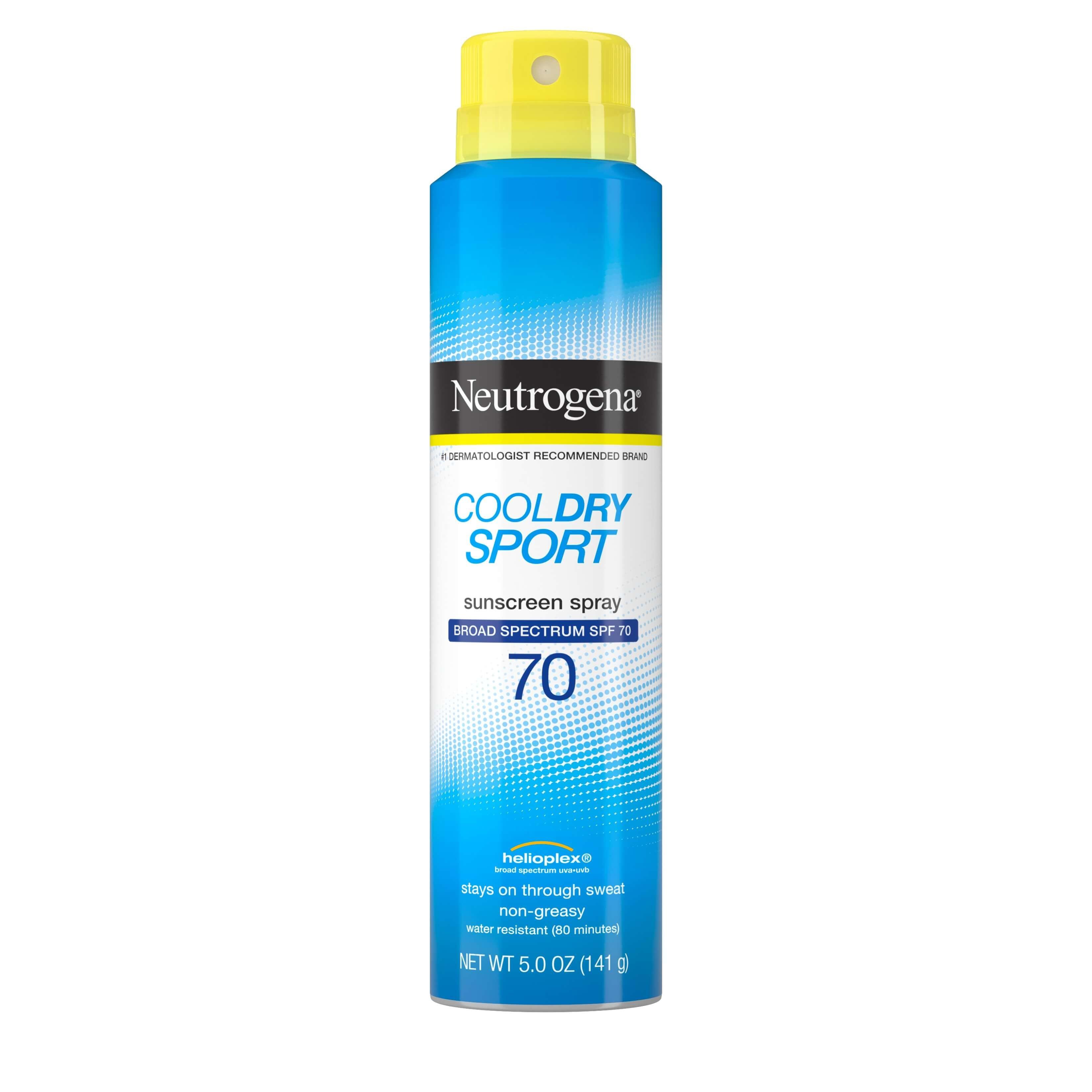Neutrogena Spray SPF