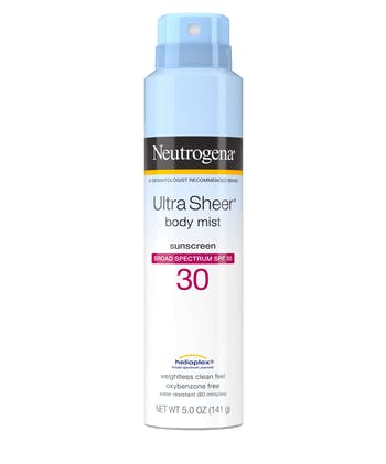Ultra Sheer® Sunscreen Spray, SPF 30