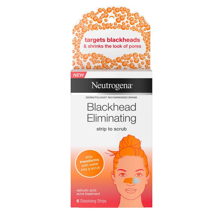 Neutrogena Neutrogena® Blackhead Eliminating Nose Strip to Scrub