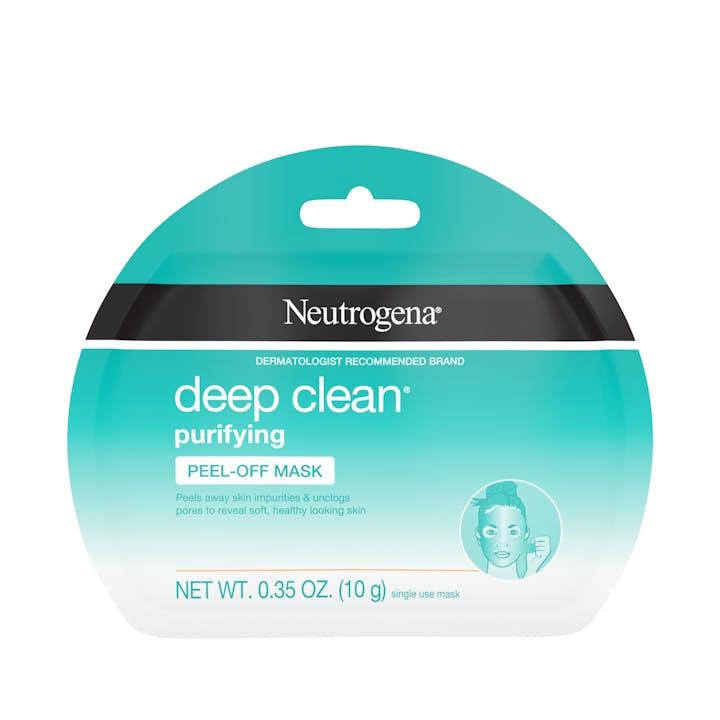 Neutrogena Deep Clean® Purifying Peel-Off Mask