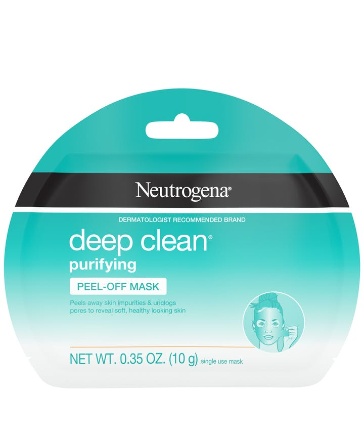 Neutrogena Deep Clean® Purifying Peel-Off Mask