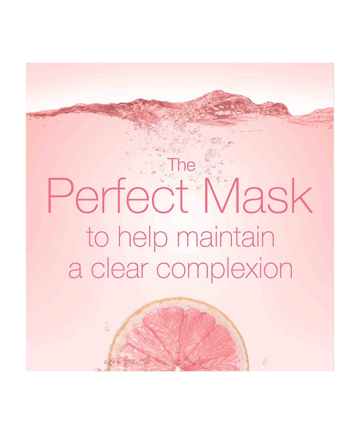 Neutrogena® Pink Grapefruit Acne Prone Skin Clay Mask