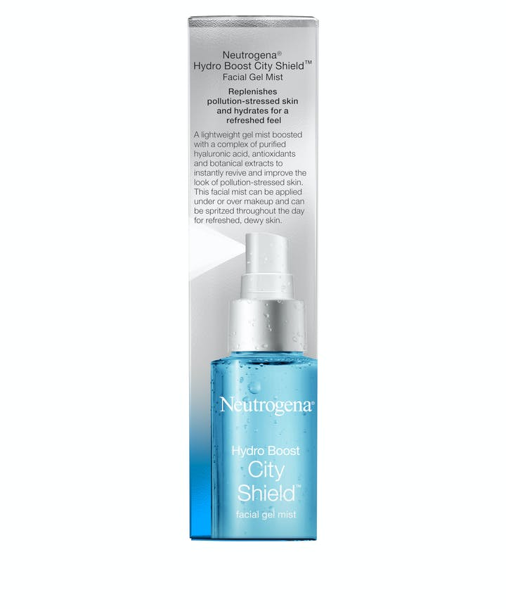 Neutrogena® Hydro Boost City Shield™ Facial Gel Mist