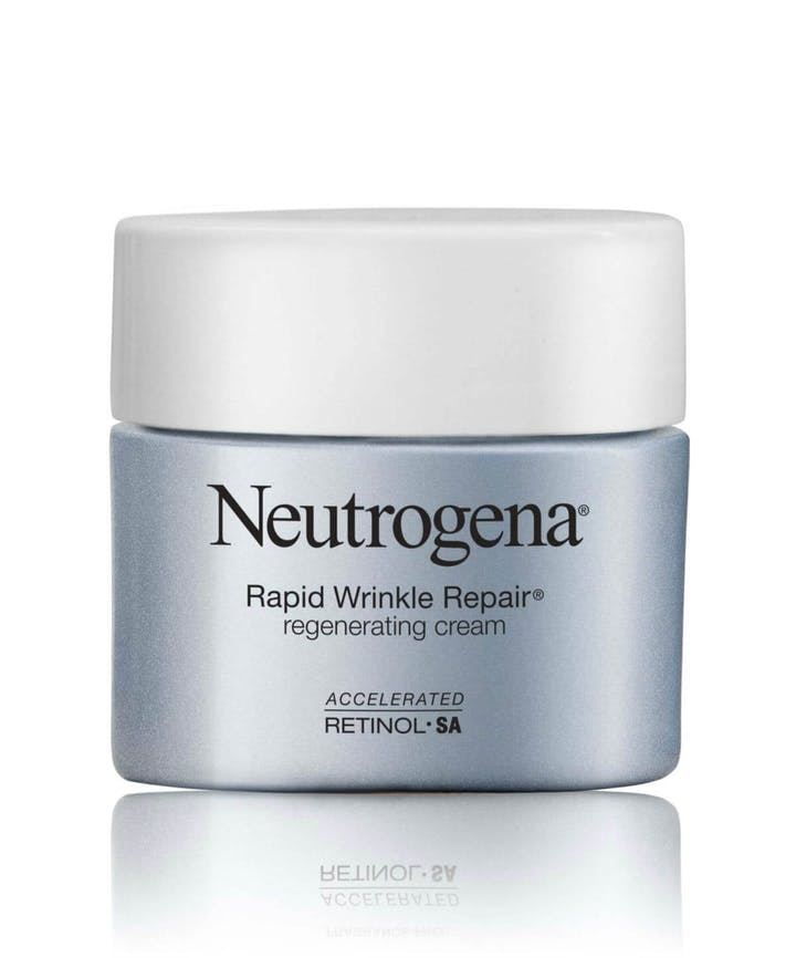 Neutrogena Rapid Wrinkle Repair® Regenerating Anti-Wrinkle Retinol Cream + Hyaluronic Acid