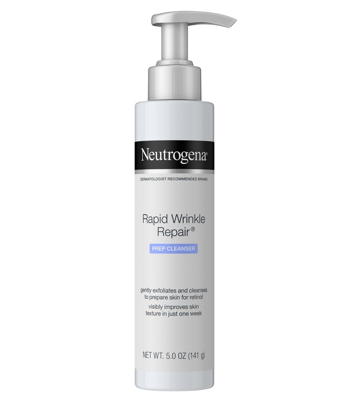 Neutrogena Rapid Wrinkle Repair® Prep Cleanser