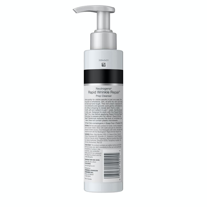 Rapid Wrinkle Repair® Prep Cleanser
