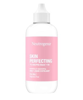 Skin Perfecting Dry Skin Liquid Face Exfoliant