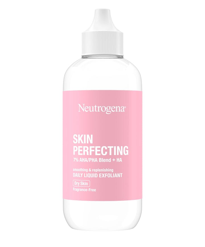 Neutrogena Skin Perfecting Dry Skin Liquid Face Exfoliant