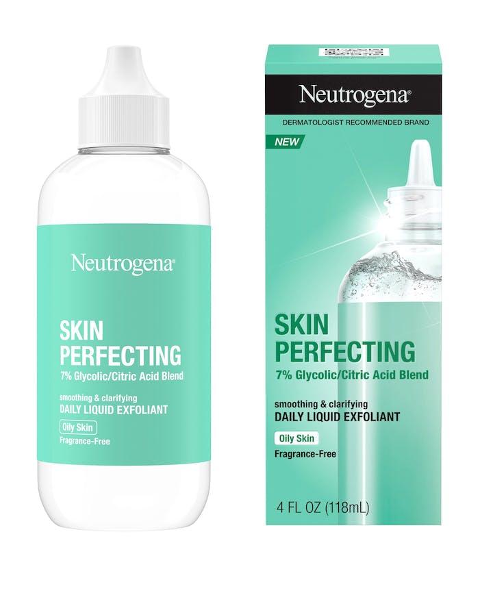 Skin Perfecting Oily Skin Liquid Facial Exfoliant