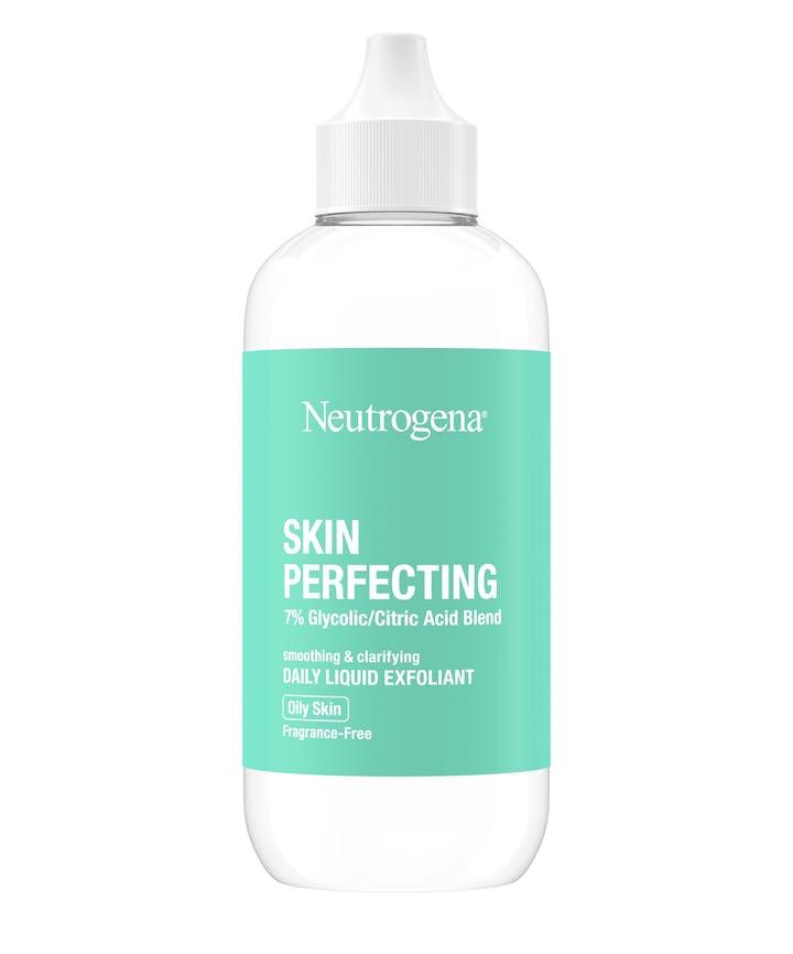 Neutrogena Skin Perfecting Oily Skin Liquid Facial Exfoliant