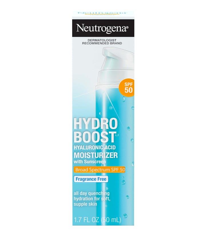 Hydro Boost Hyaluronic Acid Moisturizer SPF 50
