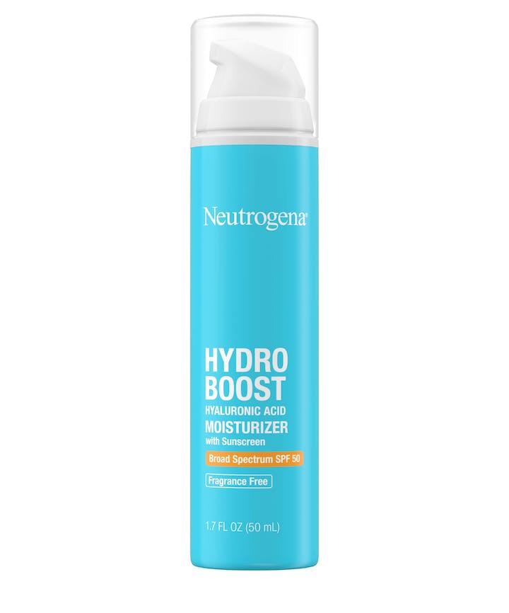 Neutrogena Hydro Boost Hyaluronic Acid Moisturizer SPF 50