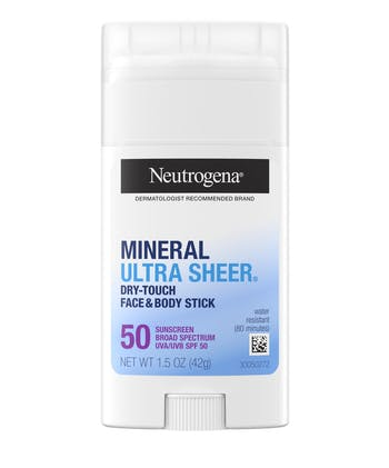 Ultra Sheer® Face & Body Mineral Sunscreen Stick Broad Spectrum SPF 50
