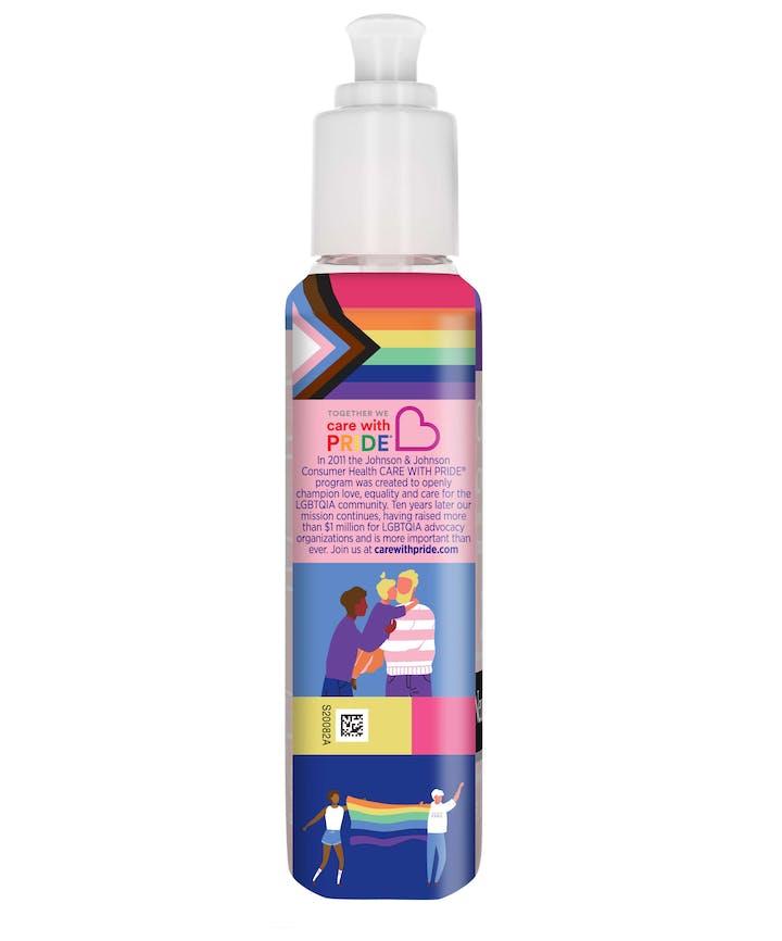 Neutrogena Oil Free Acne Wash Pink Grapefruit - Limited Pride Edition