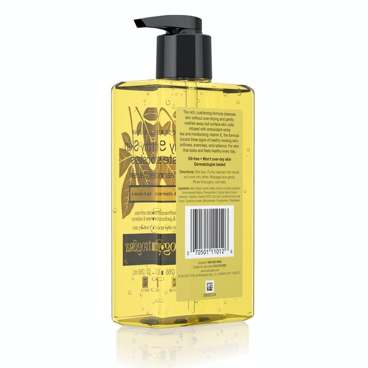 Healthy Skin Boosters Facial Cleanser