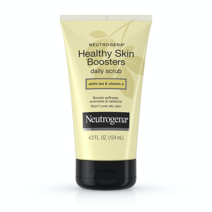 Neutrogena Healthy Skin Boosters Daily Scrub