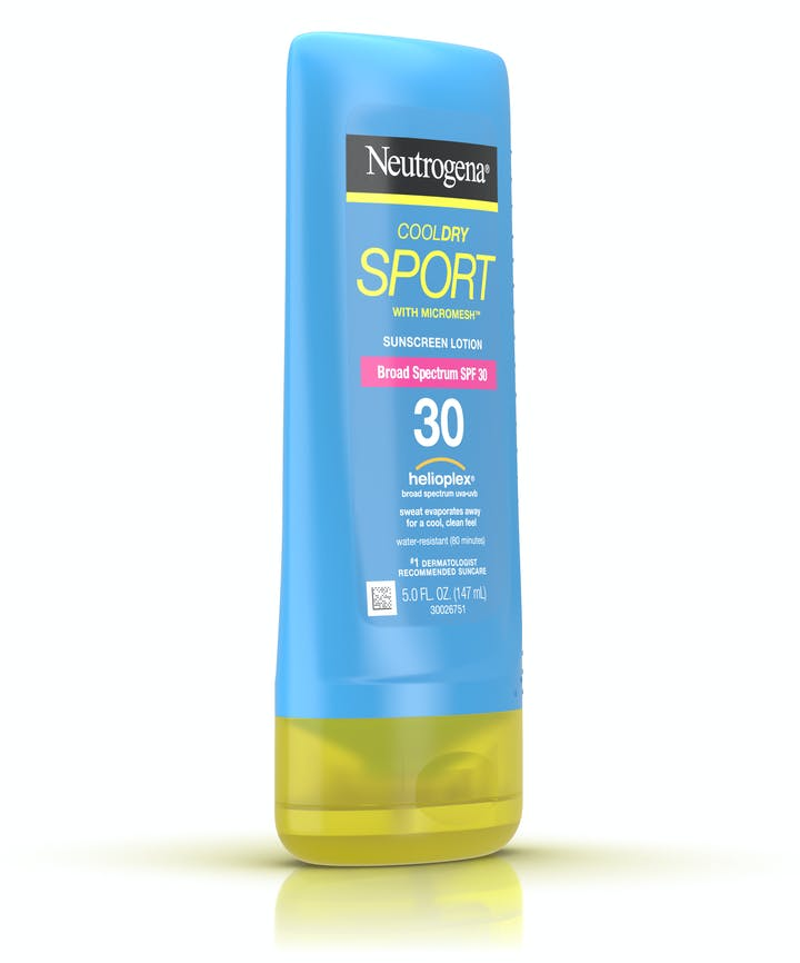 CoolDry Sport Sunscreen Lotion Broad Spectrum SPF 30