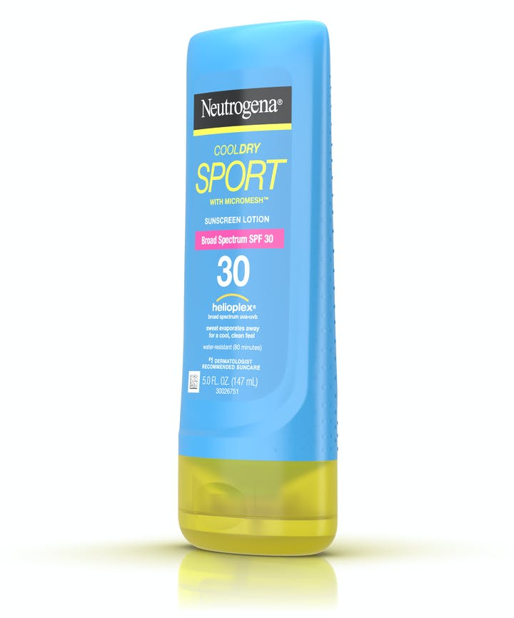 CoolDry Sport Sunscreen Lotion Broad Spectrum SPF 30