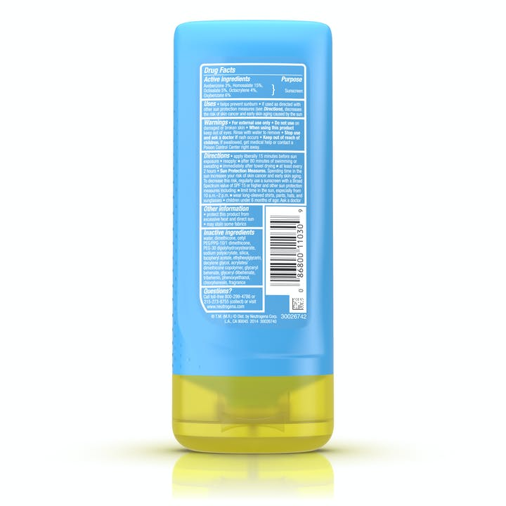 CoolDry Sport Sunscreen Lotion Broad Spectrum SPF 70