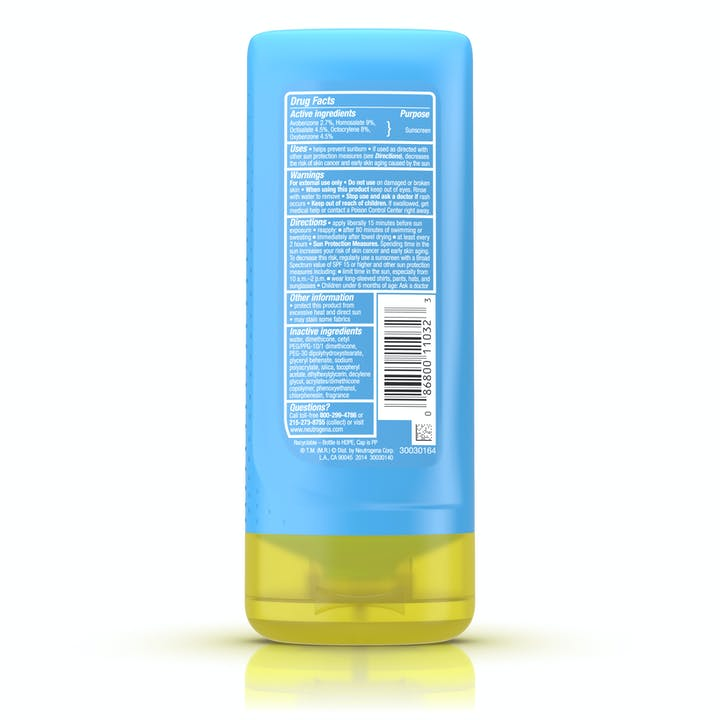 CoolDry Sport Sunscreen Lotion Broad Spectrum SPF 50