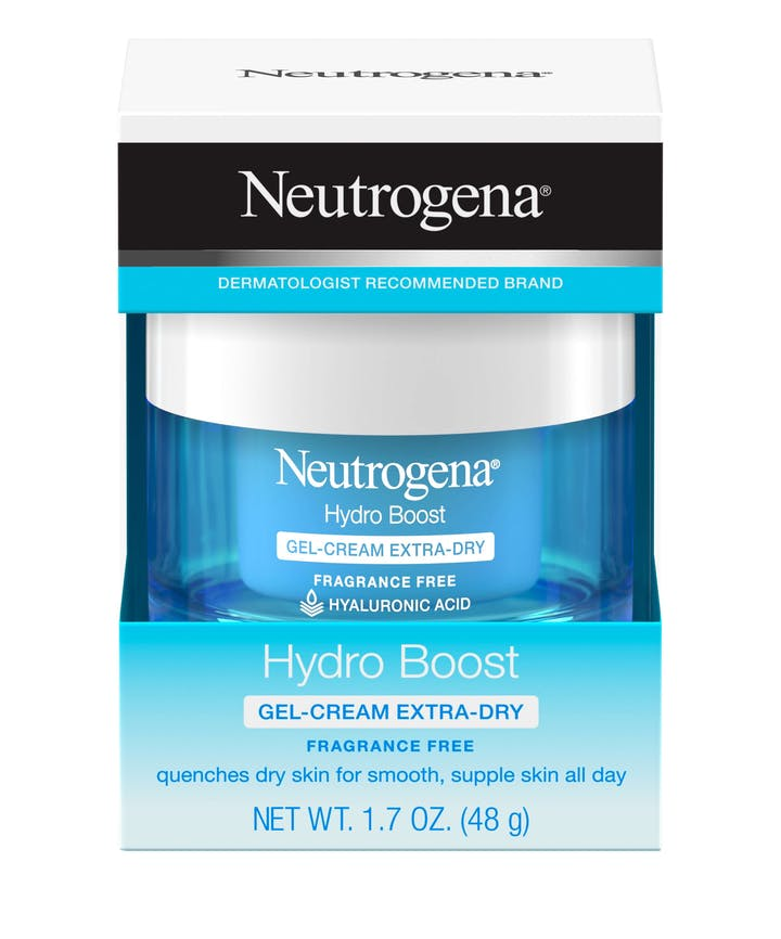 Neutrogena® Hydro Boost Gel-Cream with Hyaluronic Acid for Extra-Dry Skin