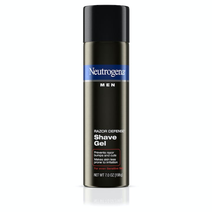 Neutrogena® Men Razor Defense® Shave Gel