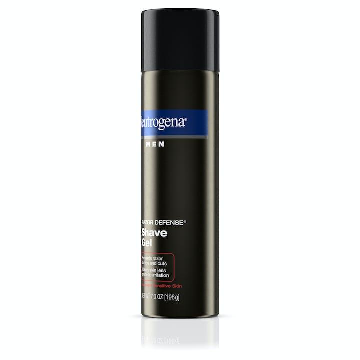 Neutrogena® Men Razor Defense® Shave Gel