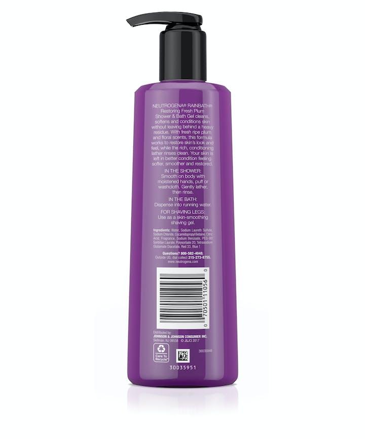Rainbath® Fresh Plum Shower and Bath Gel