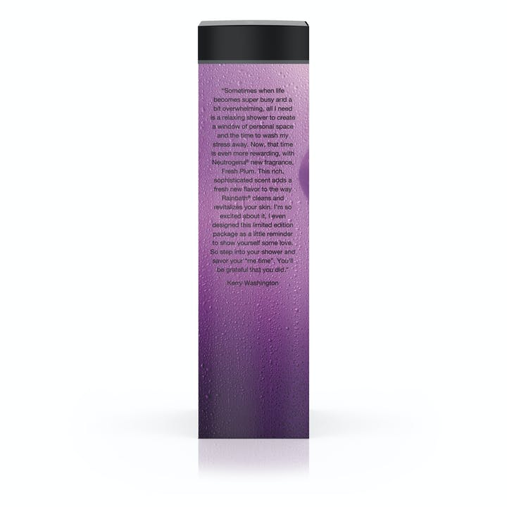 Rainbath® Fresh Plum Shower and Bath Gel – Kerry Washington Limited Edition