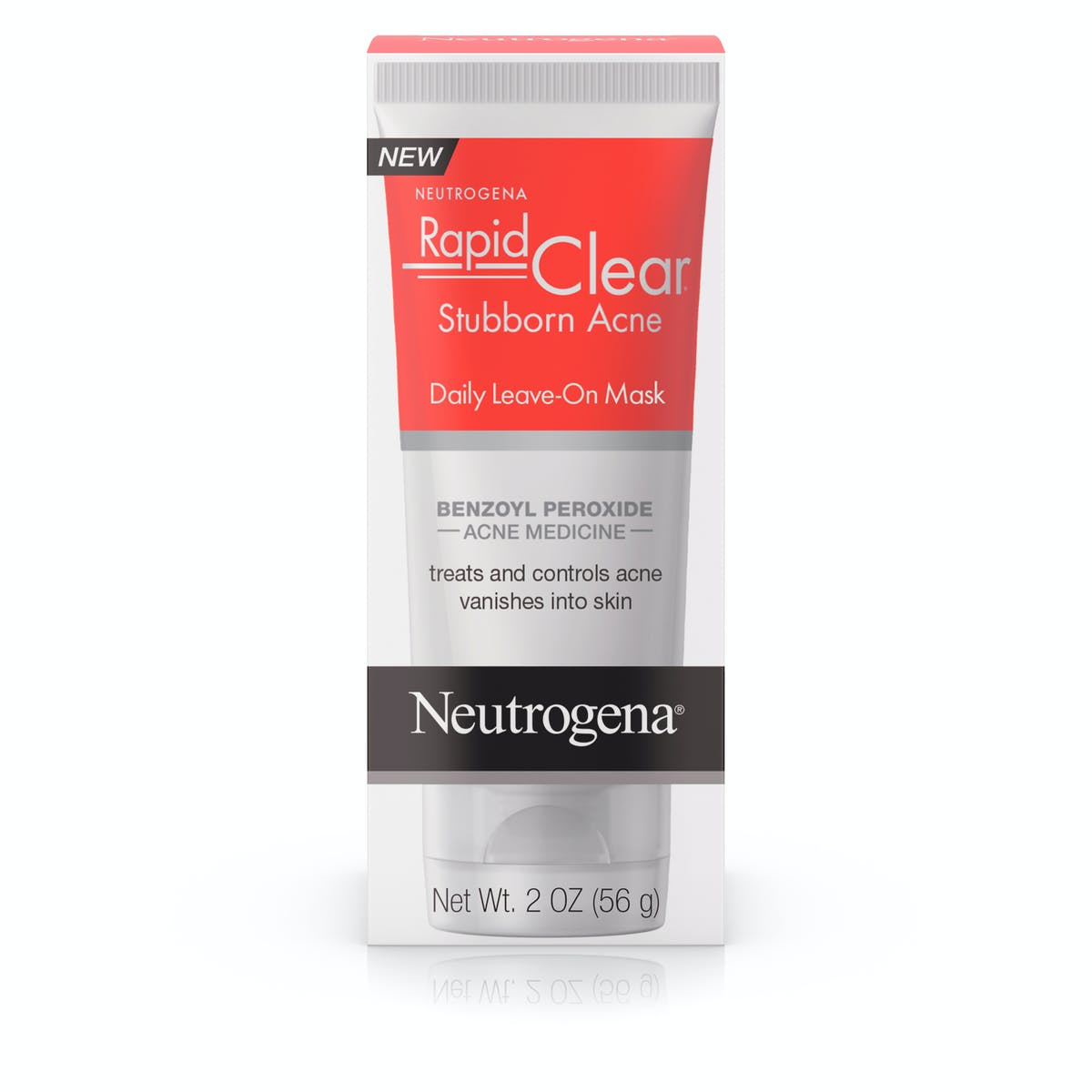 Rapid Clear Stubborn Acne Daily Leave-On Mask ...