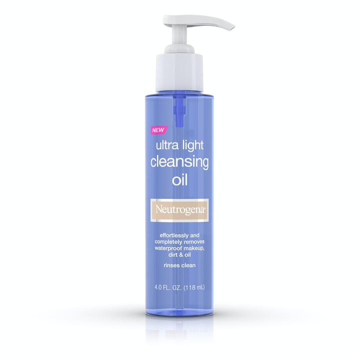 Neutrogena Ultra Light Cleansing Oil