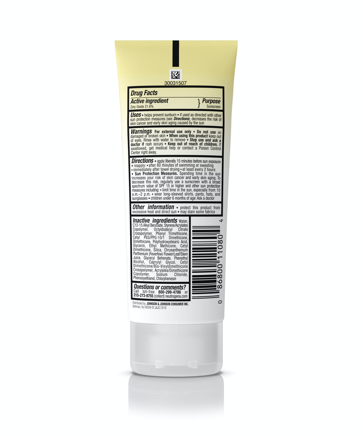 Sheer Zinc Dry Touch Sunscreen Broad Spectrum Spf 50