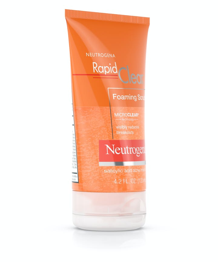 Rapid Clear Foaming Scrub