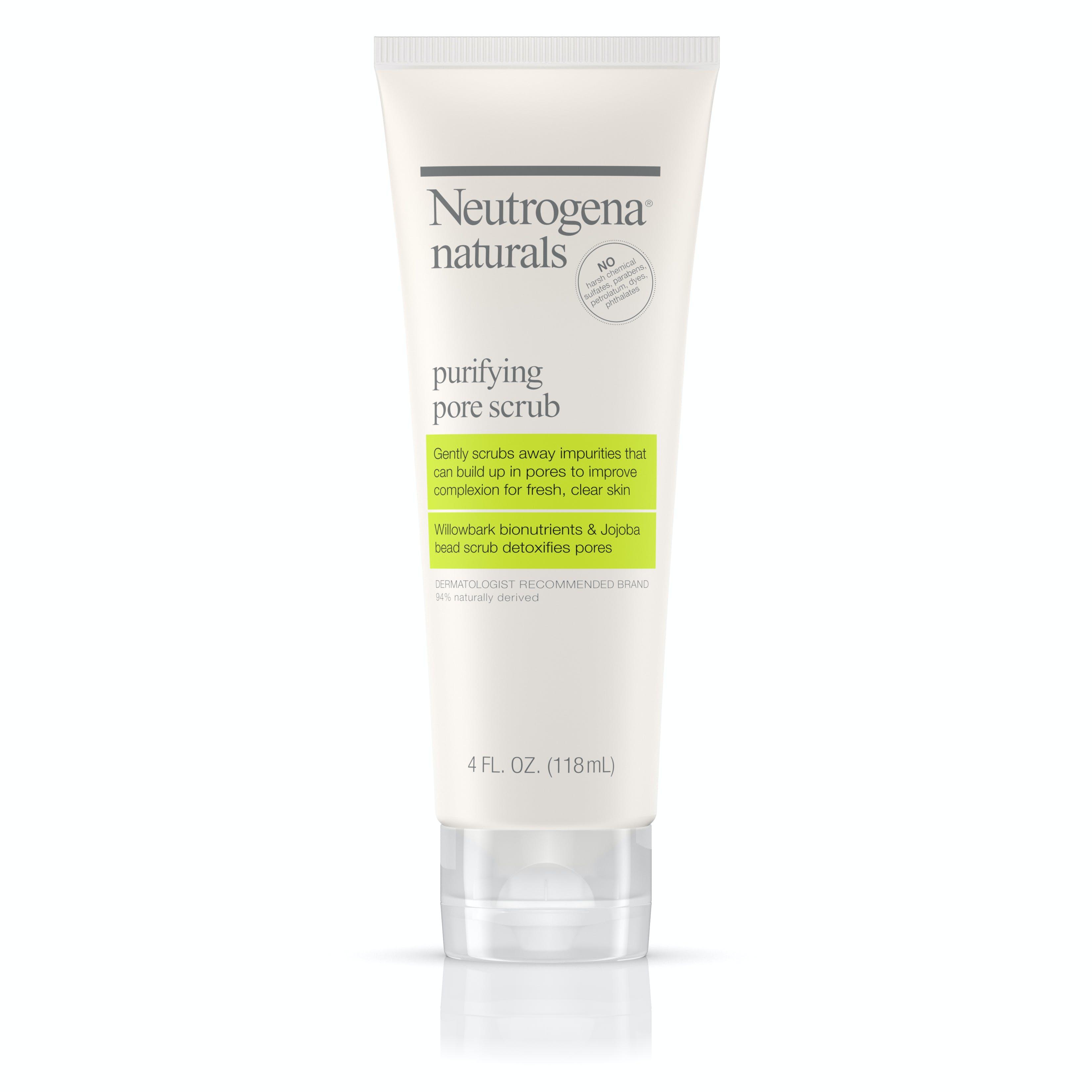 Naturals Purifying ScrubNeutrogena® Pore Pore ScrubNeutrogena® Purifying Naturals vnPm0yN8wO