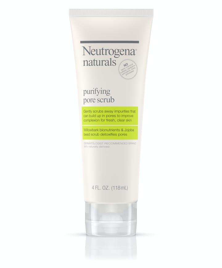 Neutrogena Neutrogena® Naturals Purifying Pore Scrub