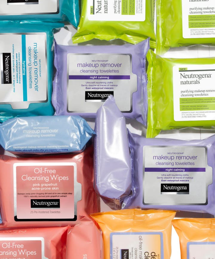 Ultra-Soft Makeup Remover Wipes for Waterproof Makeup