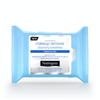 Neutrogena Makeup Remover Cleansing Towelettes - Fragrance Free