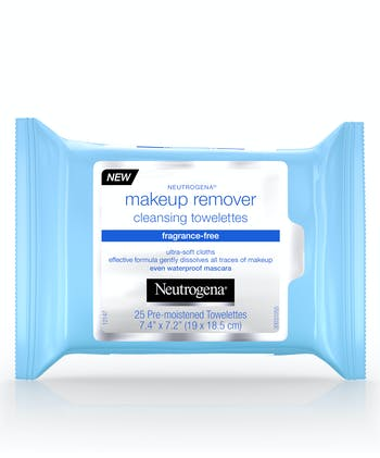 Makeup Remover Cleansing Towelettes - Fragrance Free