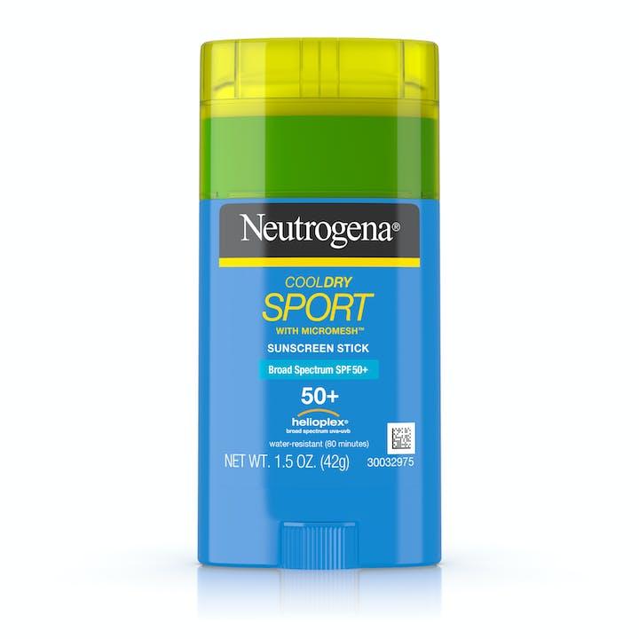 Neutrogena CoolDry Sport Sunscreen Stick Broad Spectrum SPF 50+