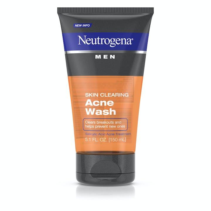 Neutrogena Neutrogena® Men Skin Clearing Acne Wash