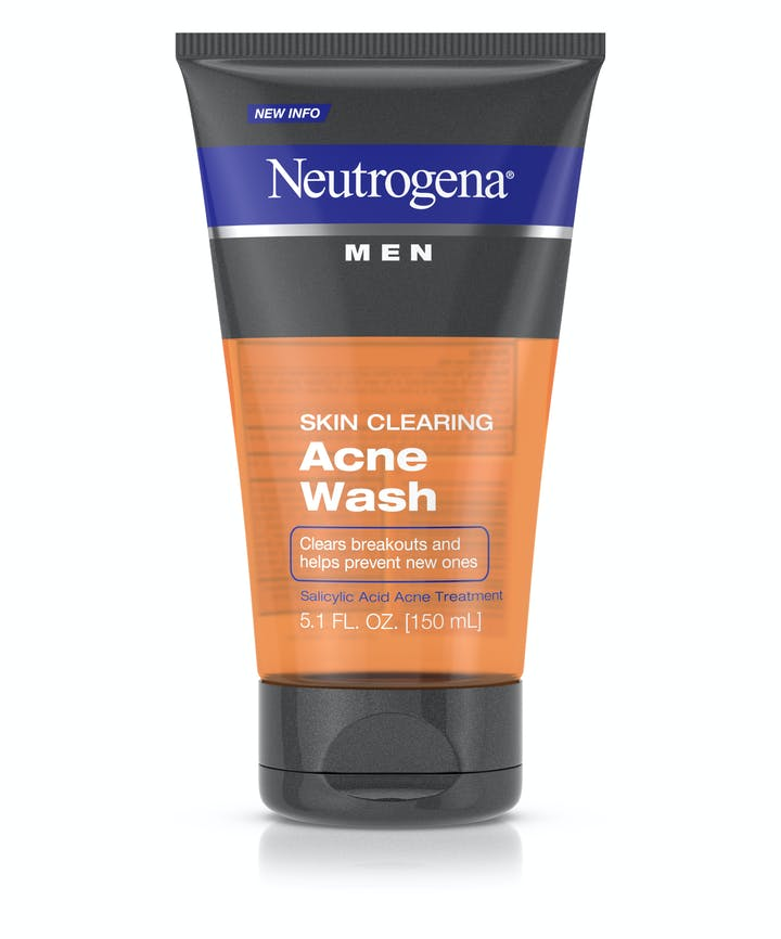 Neutrogena Neutrogena® Men Skin Clearing Acne Wash