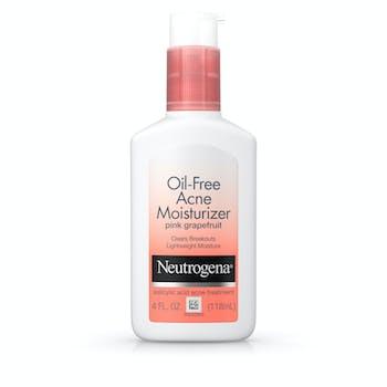 Oil-Free Acne Moisturizer Pink Grapefruit