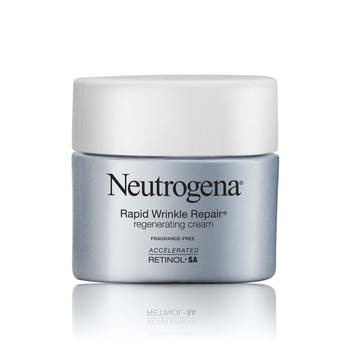 Rapid Wrinkle Repair® Regenerating Retinol Cream, Fragrance-Free + Hyaluronic Acid